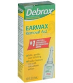 Debrox Drops 0.5 oz