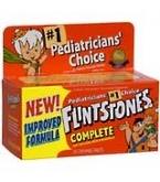 Flintstones Complete Tablet 60ct
