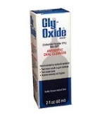Gly-Oxide Antiseptic Oral Cleanser - 2 oz (60ml) Bottle*****MFG Discontinued  4/9/14