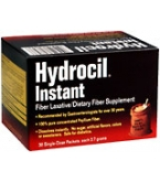 Hydrocil Instant Fiber Laxative Packets 30 ct