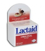 Lactaid Original Caplet 120ct