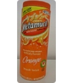 Metamucil Smooth With Sugar Orange 48 Doses - 20.3oz