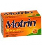 Motrin IB Tablet 50 ct*********SUPPLIER DISCONTINUED