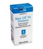 Muro 128 5% Eye Ointment 3.5Gm