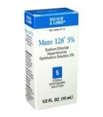 Muro 128 5% Eye Drops - 15ml Bottle