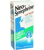 Neo-Synephrine Spray Mild 0.5 oz