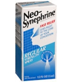 Neo-Synephrine Spray Regular Strength 0.5 oz