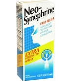 Neo-Synephrine Spray Extra Strength 0.5 oz