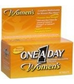 One A Day Womens Tablets 60ct