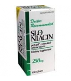 Slo-Niacin 250mg Tablet - 100