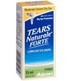Tears Naturale Forte Lubricant Eye Drops - 15ml Bottle