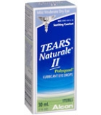Tears Naturale II Lubricant Eye Drops 30 ml