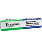 Tronolane Cream - 2 oz******UNAVAILABLE FROM SUPPLIER 2/20/14