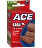 "ACE Elastic Bandage Velcro - 3""****item discontinued  3/14/14"