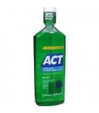 ACT Dental Rinse Mint 18 oz****OTC DISCONTINUED 3/3/14
