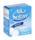 Alka-Seltzer Tablet 24ct