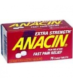 Anacin Max Strength Tablet - 75
