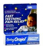 Orajel Baby Nighttime Formula .18 oz