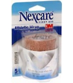 Nexcare Athletic Wrap 3 Inches X 5 Yards Tan