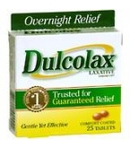 Dulcolax Tablet 25ct