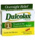 Dulcolax Tablet - 10***otc Discontinued  2/25/14
