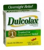 Dulcolax Tablet 100ct