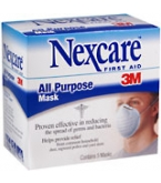 Nexcare Masks All Purpose  5 EA