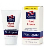 Neutrogena Norwegian Formula Hand Cream- Fragrance Free 2oz