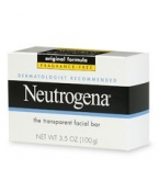 Neutrogena  Transparent Facial Bar- Original Formula- 3.5oz