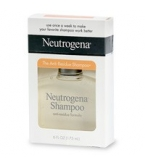 Neutrogena Shampoo- Anti-Residue Formula 6oz