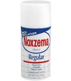 Noxzema Shave Cream Regular 11oz