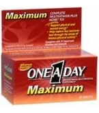 One A Day Maximum Tablets 60ct
