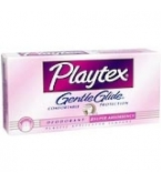 Playtex Tampon Gentle Glide Deodorant Super 8ct