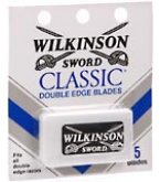 Wilkinson Sword Classic Double Edge Blades 5-Pack