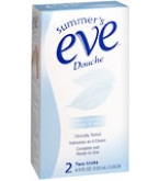 Summers Eve Douche Twin Extra Cleansing Vinegar And Water 2-pack