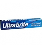 Ultra Brite Toothpaste Regular 6oz