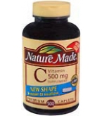 Nature Made Vitamin C 500 mg Caplets  500 CP