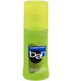 Ban Anti-Perspirant/Deodorant Original Roll-On Powder Fresh 3.5 oz