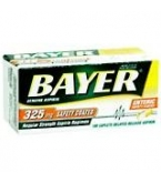 Bayer Aspirin Regimen Regular Tablet 100ct****OTC DISCONTINUED 3/5/14