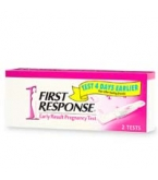 First Response Pregnancy Test  2/Pk