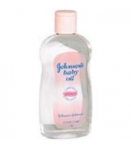 Johnson & Johnson Baby Oil 20oz