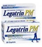 Legatrin PM Caplet 50ct