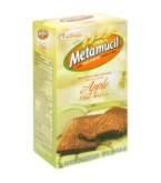 Metamucil Apple Fiber Wafers - 24 Count Box