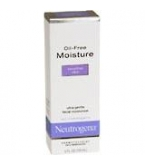 Neutrogena Oil-Free Moisturizer Sensitive Skin  4oz Cream