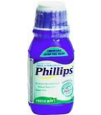 Phillips Milk Of Magnesia (Fresh Mint) - 12 oz