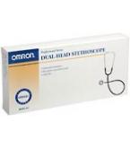 Omron Dual-Head Stethoscope 412BLU