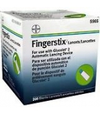 Fingerstix Lancets 200/Box