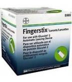 Fingerstix Lancets 200/Box