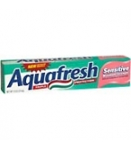 Aquafresh Toothpaste Sensitive 5.6 oz****OTC DISCONTINUED 2/28/14