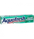 Aquafresh Toothpaste 6.4 oz
